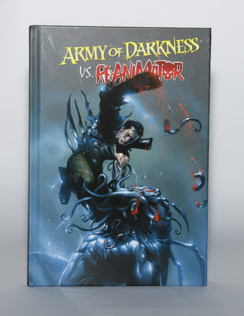 Army of Darness vs Reanimator. Éditions Reflexions. Photo: Philippe Lim