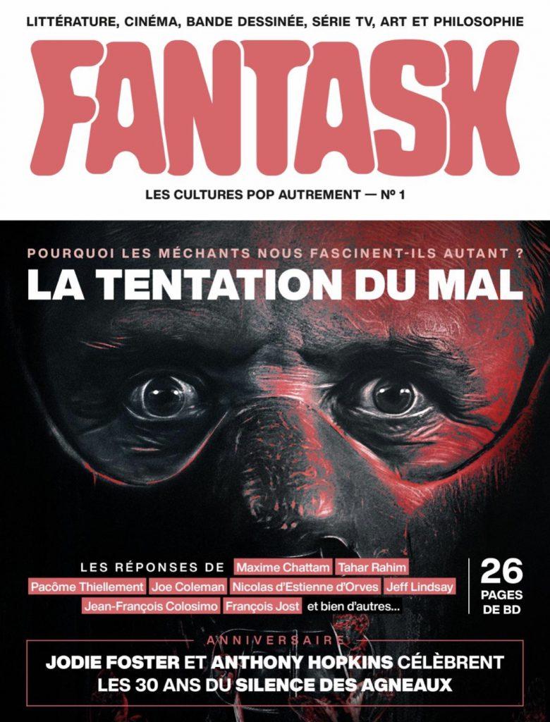 Magazine Fantask Editions Huginn et Muninn